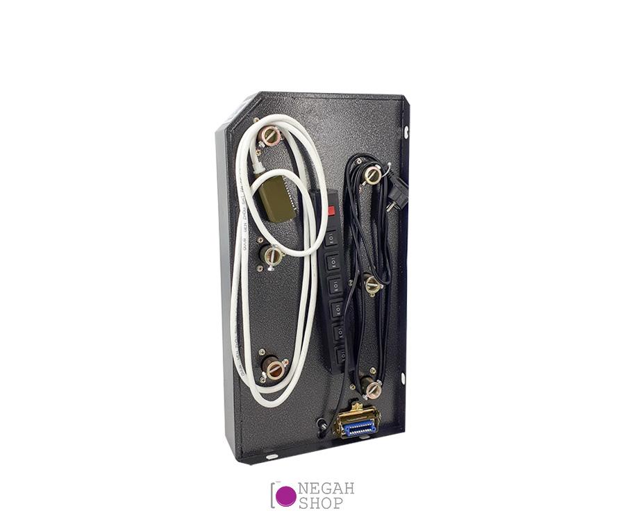 بریل برقی (دستگاه فون برقی) شش محوره موتور کوچک S&S