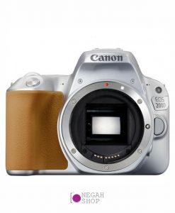 دوربین دیجیتال عکاسی کانن مدل EOS 200D (بدنه)