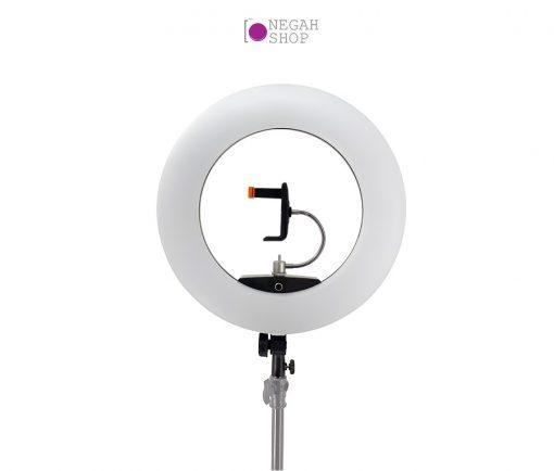 رینگ لایت عکاسی Ring Light FA-480 با صفحه نمایش
