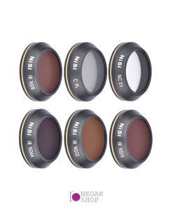 کیت فیلتر نیسی مدل (Nisi Mavic Pro Filter Kit (6 Filters