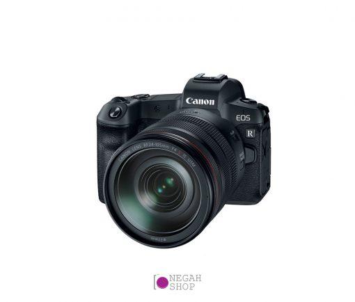 دوربین دیجیتال عکاسی بدون آینه کانن Canon EOS R 24-105mm به همراه تبدیل مبدل EF-EOS R
