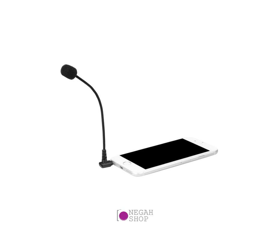 میکروفون بویا Boya Boya BY-UM4 3.5mm Mini Flexible Microphone
