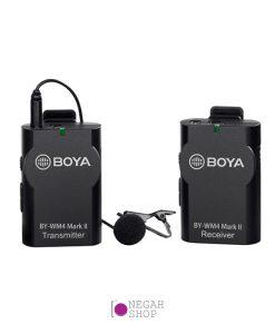 میکروفون وایرلس بویا Boya BY-WM4 mark II Wireless Microphone