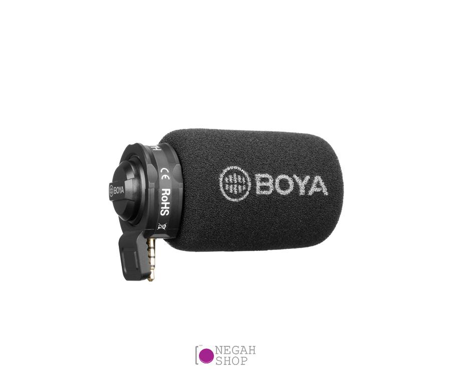 میکروفون کاندنسر بویا Boya BY-A7H Plug-in Condenser Microphone