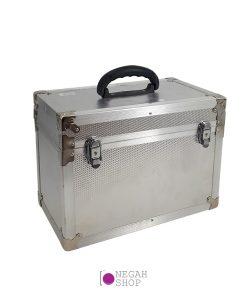کیف چمدان بدون قفل فلاش پرتابل و دوربین فیلمبرداری کد 3727
