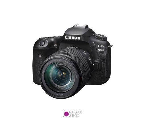 دوربین دیجیتال عکاسی Canon EOS 90D 18-135mm