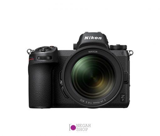 دوربین عکاسی بدون آینه نیکون Nikon Z7 24-70mm Mirrorless Camera