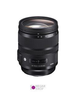 لنز زوم سیگما Sigma 24-70mm F2.8 DG OS HSM Art برای کانن