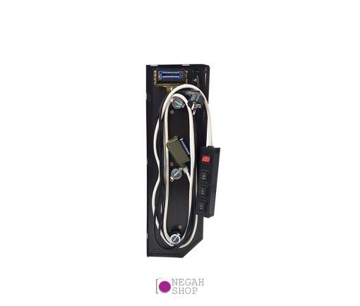 بریل برقی (دستگاه فون برقی) سه محوره S&S