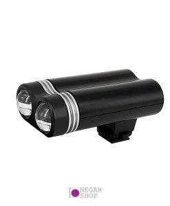نور LED دوقلوی رو دوربینی