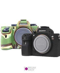 کاور ژله ای دوربین عکاسی سونی مدل Sony A9 A7III A7RIII