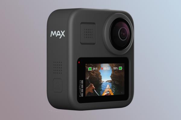 دوربین ورزشی جدید گوپرو مکس