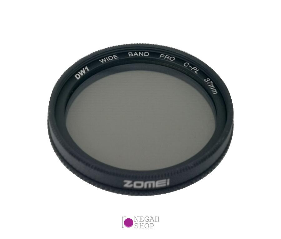 خرید فیلتر لنز دوربین | فیتر پولاریزه (CPL)
