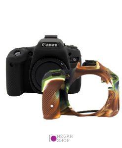 محافظ ژله ای دوربین عکاسی کانن Canon 77D