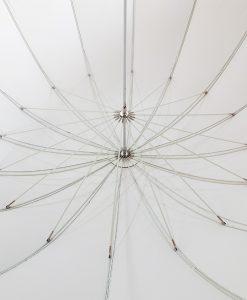 چتر 180 سانت داخل سفید Dream Light
