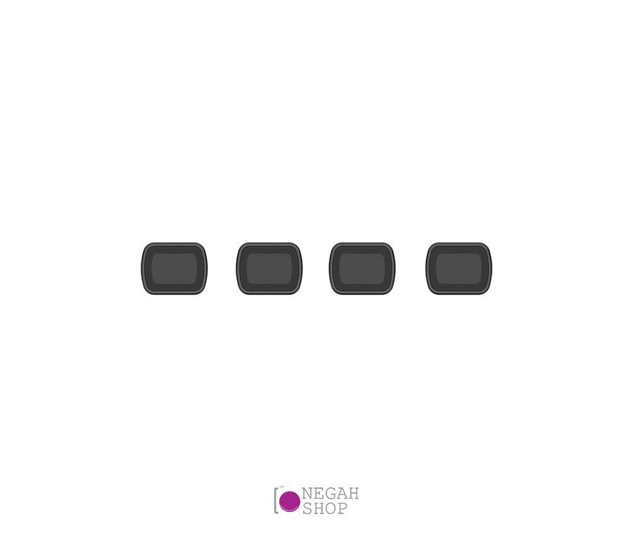 پک فیلتر لنز ان دی اسمو پاکت DJI Osmo Pocket ND Filter Set