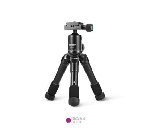 سه پایه دوربین عکاسی زومی مدل Zomei CK-4