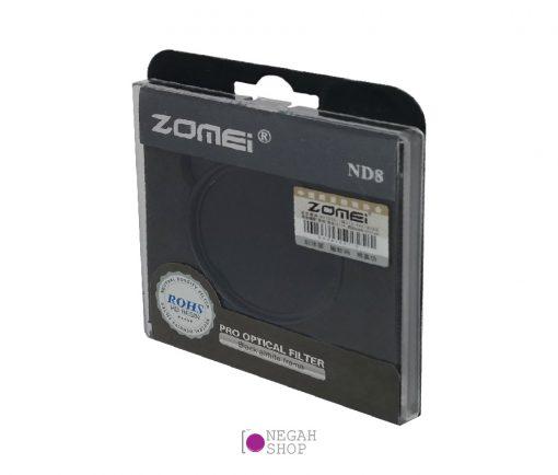 خرید فیلتر لنز دوربین   فیتر تراکم خنثی (ND)