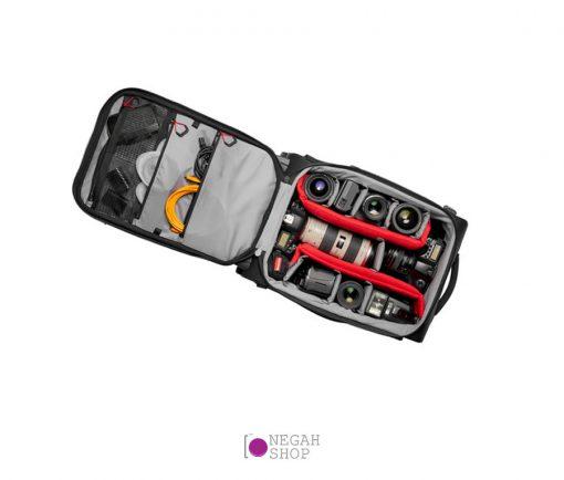 کیف کوله چرخدار مانفروتو Manfrotto Pro Light Reloader Switch-55