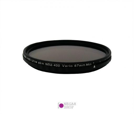 خرید فیلتر لنز دوربین | فیلتر تراکم خنثی (ND)