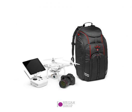 کیف کوله کوادکوپتر مانفروتو Manfrotto Aviator D1 Backpack for Quadcopter