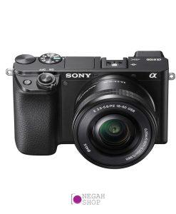 دوربین دیجیتال عکاسی سونی Sony Alpha A6100 16-50mm مشکی