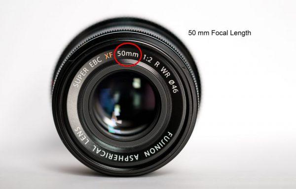 فاصله کانونی در عکاسی چیست