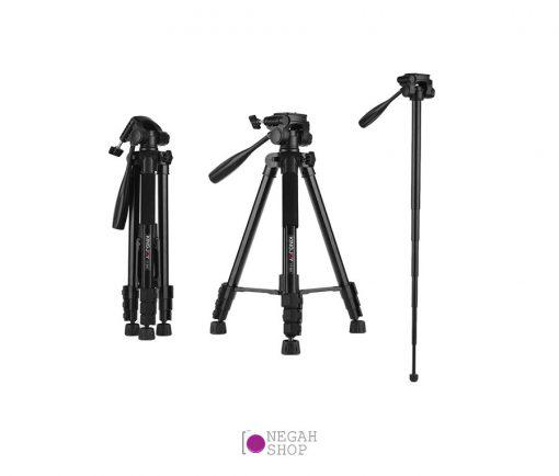 سه پایه مونوپاد دار دوربین کینگ جوی Kingjoy VT-880
