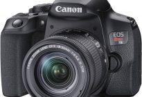 معرفی دوربین Canon EOS Rebel T8i