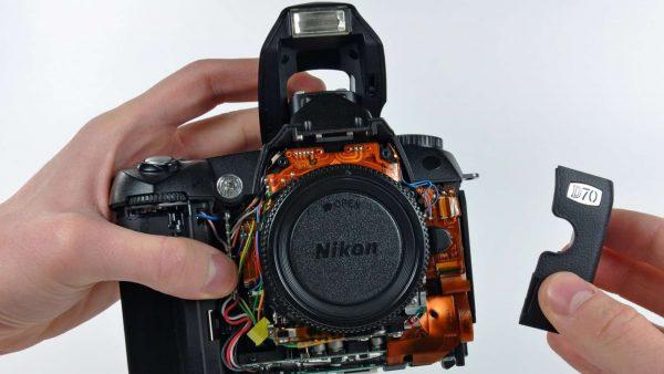 تعمیر دوربین عکاسی بدون آینه