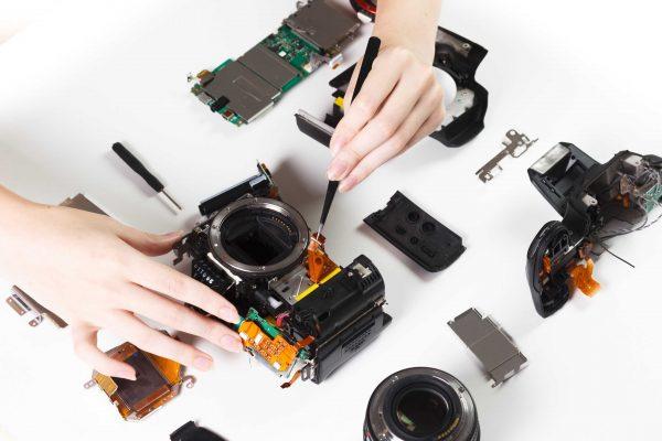 تعمیر دوربین عکاسی میرورلس