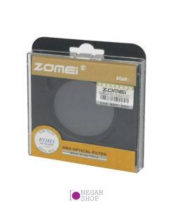 فیلتر ستاره ای زومی مدل Zomei Star 4+