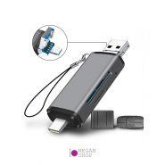 رم ریدر USB 3.0 و OTG مدل PK-101