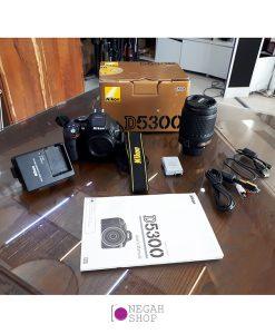 دوربین Nikon D5300 18-140mm دست دوم