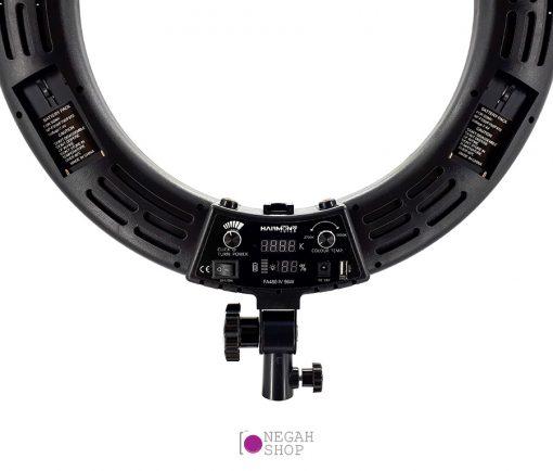 رینگ لایت عکاسی Harmony Ring Light FA480 IV