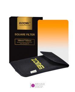 فیلتر رنگی مربعی Zomei