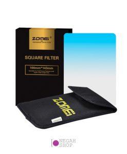 فیلتر مربعی رنگی Zomei