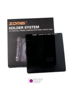 فیلتر مربعی ZOMEI Square PRO 100در100mm ND8