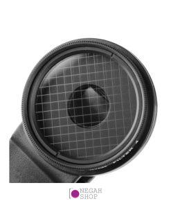 فیلتر ستاره ای موبایل Zomei Star+4 37mm