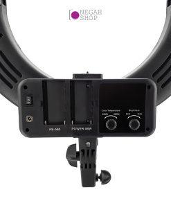 رینگ لایت عکاسی Ring Light FE 580 به همراه کیف