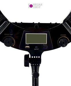 رینگ لایت عکاسی Yidoblo QS-480E II به همراه کیف