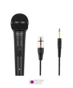 میکروفون دستی بویا Boya BY-BM58