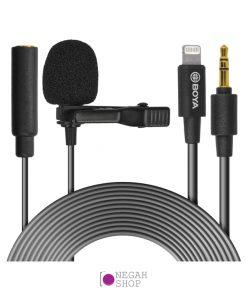 میکروفون یقه ای بویا Boya BY-M2