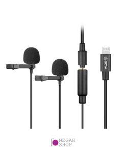 میکروفون یقه ای بویا Boya BY-M2D