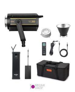 نور ال ای دی گودکس Godox VL300 LED Video Light