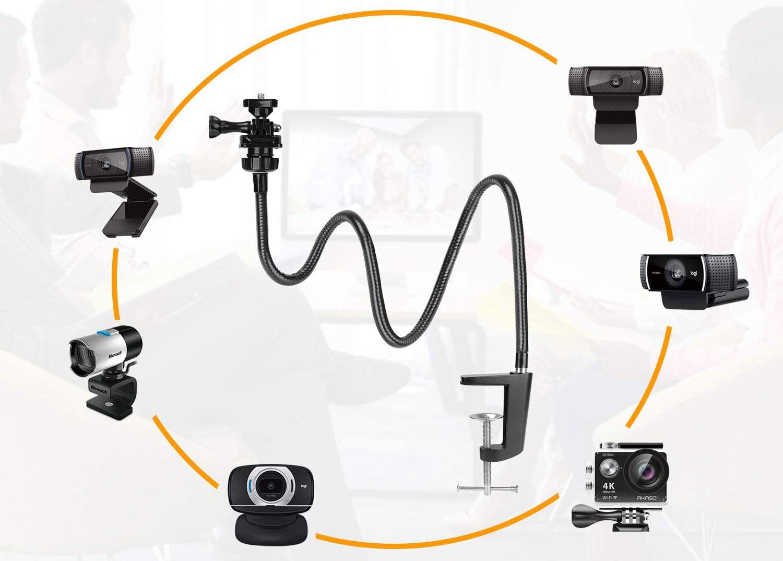 نگهدارنده تجهیزات و دوربین های ورزشی